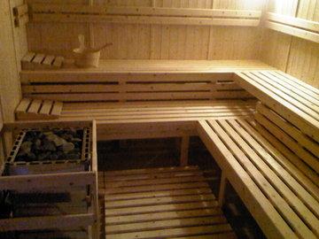 City Club - Sauna