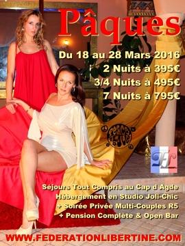 RiAD CAP d AGDE - Club