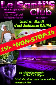 LE SANTI' S CLUB - Club