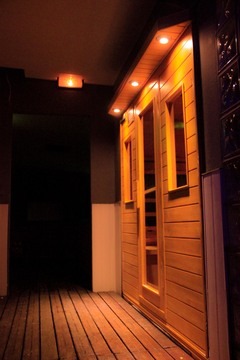 Lor'chid�e - Sauna