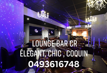LOUNGE BAR CR - Club