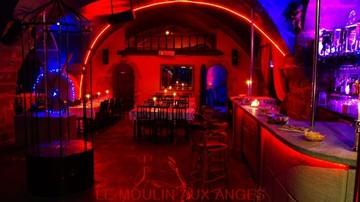 Le moulin aux anges - Club