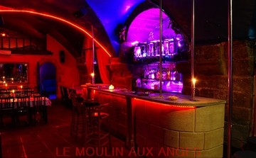 Le moulin aux anges - Club